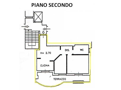 Appartamento in vendita a Capraia e Limite, 3 locali, zona Località: LIMITE SULL'ARNO, prezzo € 160.000 | Cambio Casa.it