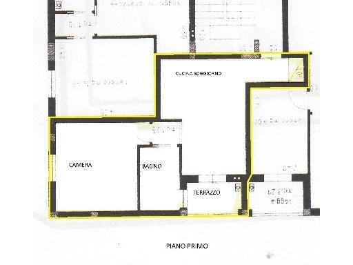 Appartamento in vendita a Montespertoli, 2 locali, zona Località: ORTIMINO, prezzo € 135.000 | Cambio Casa.it