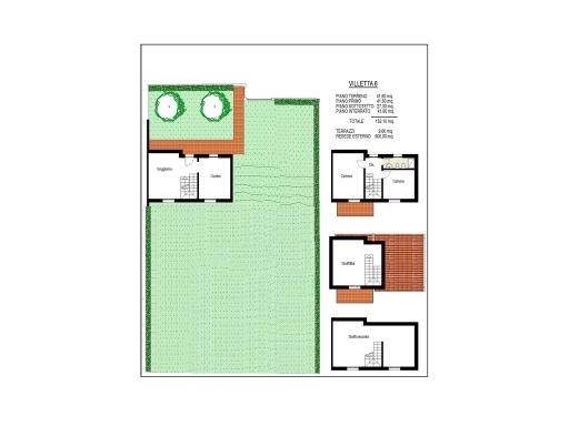 Villa Bifamiliare in vendita a Scandicci, 5 locali, zona Località: SAN VINCENZO A TORRI, prezzo € 329.000 | CambioCasa.it