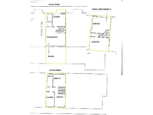 Villa a Schiera in vendita a Scandicci, 5 locali, zona Località: SAN VINCENZO A TORRI, prezzo € 350.000 | Cambio Casa.it