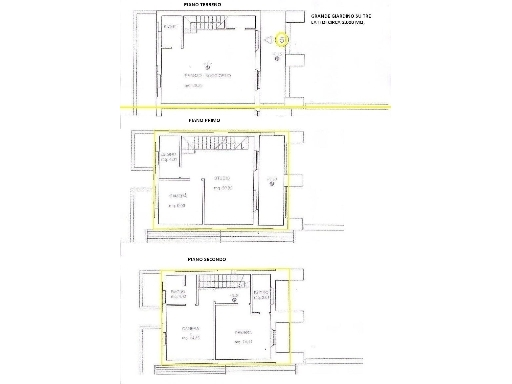 Rustico / Casale in vendita a Montespertoli, 6 locali, zona Località: TRECENTO, prezzo € 460.000   Cambio Casa.it