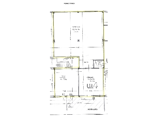 Immobile Commerciale in vendita a Vinci, 3 locali, zona Località: SOVIGLIANA, prezzo € 280.000   CambioCasa.it