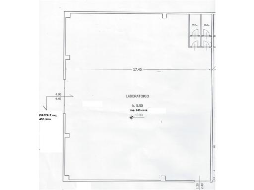 Laboratorio in affitto a Lastra a Signa, 1 locali, zona Località: MALMANTILE, prezzo € 2.400 | CambioCasa.it