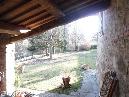 borgo san lorenzo, a soli 4 km dal paese, stupenda porzione di colonica con accesso indipendente da ampio giardino privato. no condominio. ottime finiture. richieste referenze.