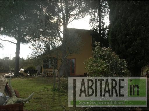 Villa in vendita a Montespertoli, 5 locali, zona Località: MONTAGNANA, prezzo € 345.000 | Cambio Casa.it