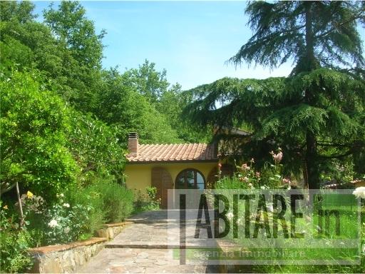 Villa in vendita a Tavarnelle Val di Pesa, 6 locali, zona Località: TAVARNELLE VAL DI PESA, prezzo € 390.000 | Cambio Casa.it