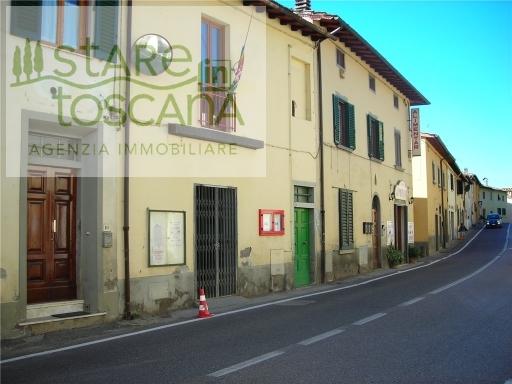 VILLA / VILETTA / TERRATETTO terratetto in  vendita a SAN VINCENZO A TORRI - SCANDICCI (FI)