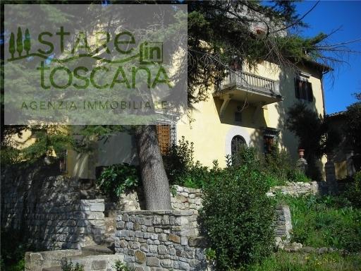VILLA / VILETTA / TERRATETTO villa in  vendita a SAN MARTINO ALLA PALMA - SCANDICCI (FI)