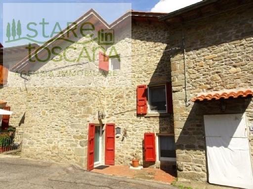 VILLA / VILETTA / TERRATETTO terratetto in  vendita a MONTEMIGNAIO - MONTEMIGNAIO (AR)