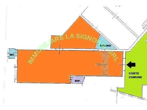 Magazzino in affitto a Firenze, 2 locali, zona Zona: 9 . S. Jacopino, La Fortezza, Statuto, prezzo € 700 | Cambio Casa.it