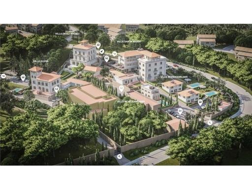 APPARTAMENTO civile abitazione in  vendita a SETTIGNANO-POGGIO GHERARDO - FIRENZE (FI)