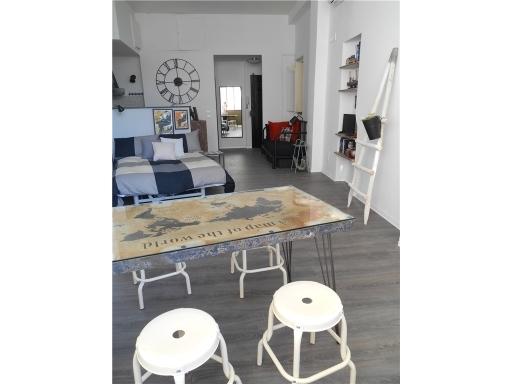 APPARTAMENTO civile abitazione in  affitto a PORTA SAN FREDIANO-PIAZZA SANTO SPIRITO - FIRENZE (FI)