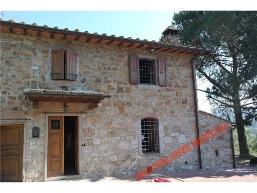 Rustico / Casale in vendita a Greve in Chianti, 11 locali, zona Località: STRADA IN CHIANTI, prezzo € 600.000 | CambioCasa.it