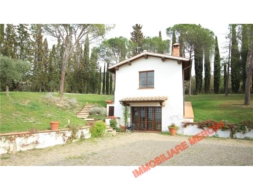 Rustico / Casale in affitto a Greve in Chianti, 3 locali, zona Località: CHIOCCHIO, prezzo € 1.000 | CambioCasa.it