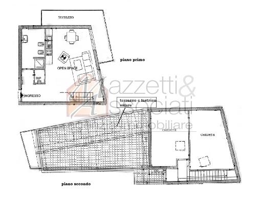 Appartamento in vendita a Quarrata, 3 locali, zona Località: QUARRATA, prezzo € 160.000 | Cambio Casa.it