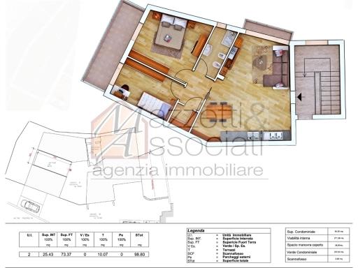 Appartamento in Vendita a Montalenghe