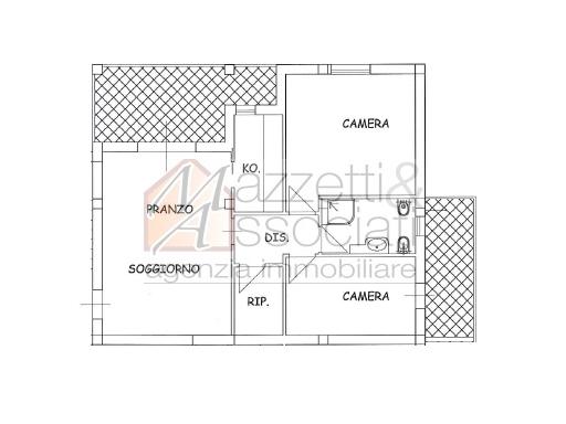 Appartamento in vendita a Quarrata, 3 locali, zona Località: QUARRATA, prezzo € 180.000 | CambioCasa.it