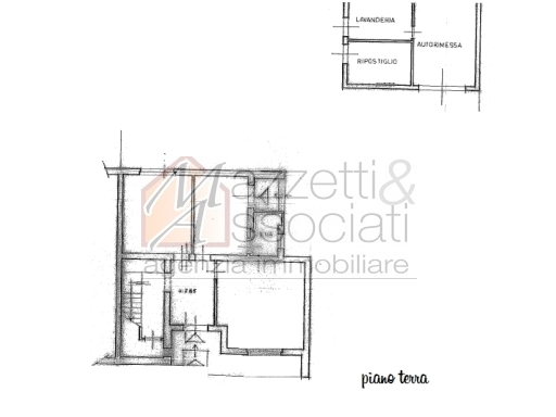 Villa in vendita a Agliana, 9 locali, zona Località: SAN PIERO, prezzo € 400.000 | CambioCasa.it