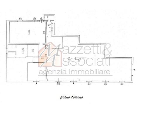 Immobile Commerciale in vendita a Agliana, 2 locali, zona Località: AGLIANA, prezzo € 270.000   Cambiocasa.it