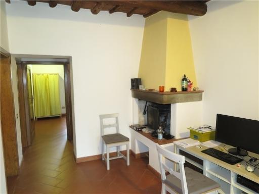 Rustico / Casale in affitto a Montelupo Fiorentino, 3 locali, zona Località: PULICA, prezzo € 480 | CambioCasa.it